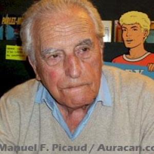 """Jacques Martin (c) Manuel F. Picaud/""""Auracan.com"""""""
