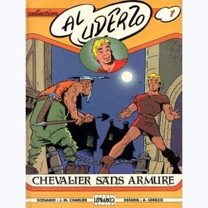 """Reedition, en couleurs, du 1er album de """"Belloy"""", aux (c) """"Ed. Lefrancq""""/Albert Uderzo & Jean-Michel Charlier/1988"""