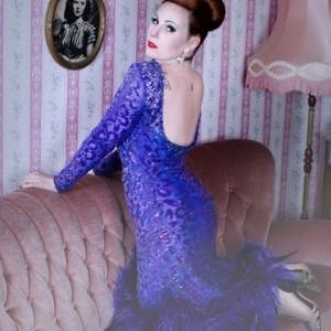 """Lili Morez et son """"Cabaret coquin"""""""