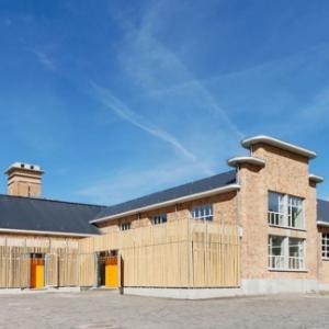"""Les """"Abattoirs de Bomel"""", geres par le """"Centre Culturel de Namur"""" (c) """"RTBF"""""""