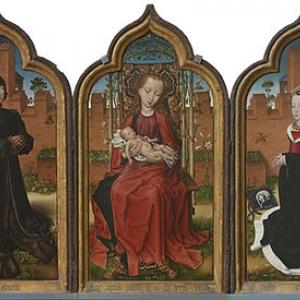"""""""Tryptique de Jan de Witte""""/1473 (c) J. Geleyns/""""MRBAB"""""""