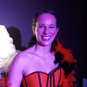 """Cabaret Coquin/Angele Plaut et le """"Pole Dance"""" (c) """"DH"""""""