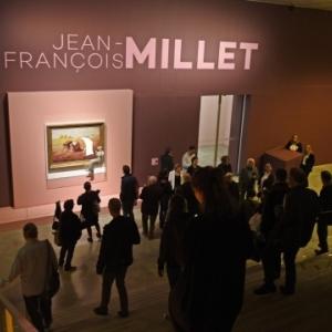 """""""Jean-François Millet Rétrospective"""", jusqu'au 22 Janvier, aux """"Beaux-Arts"""", à Lille"""