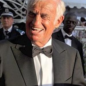 "Jean-Paul Belmondo, ""Palme d'Honneur"", a Cannes, en 2011"