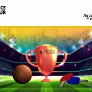 """""""Soirée du Sport"""" et """"Mérites sportifs"""" de la Province de Namur"""