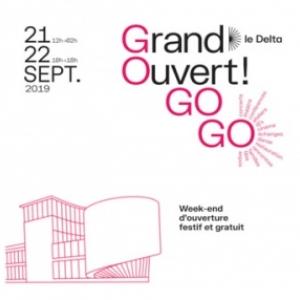 """""""Le Delta"""" ouvre ses Portes, à Namur, ces 21 et 22 septembre"""