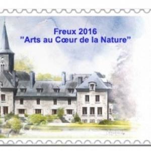 « Arts au Cœur de la Nature », au  Château de Freux , du 02 au 04/09