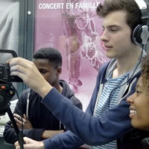 "Atelier de jeunes ""web-reporter"""