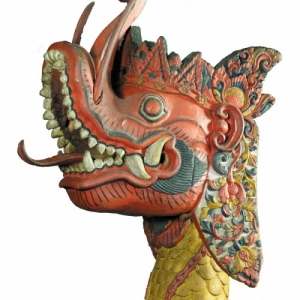 "Figure de Proue (c) ""Musee National d Indonesie"""