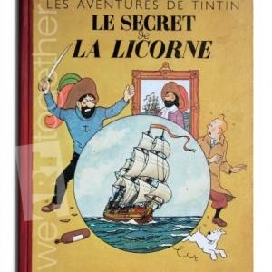 """1ere Edition en 1943 (c) """"Ed. Casterman"""""""