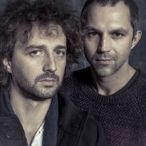 """Guillaume Vandenberghe & Vincent Coen (""""Rien n'est pardonne"""")"""