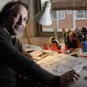 """L auteur de """"L Espoir malgre tout"""" et de son precedent album """"Le Journal d un Ingenu"""" (c) """"Marina53"""""""