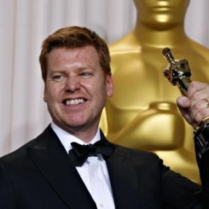 """John Kahrs, """"Oscar du meilleur Court-Metrage d Animation"""", en 2013, pour """"Paperman"""" (US/2012/6 min. 30)"""