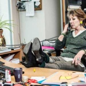 """"""" Ni Juge ni Soumise"""" : Anne Gruwez"""