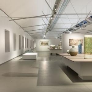 Pres de 200 oeuvres exposees (c) Bai Ming