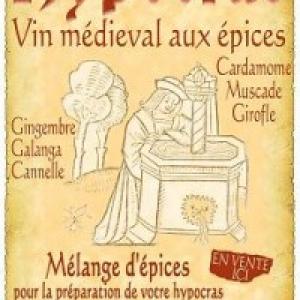 Un Vin medieval