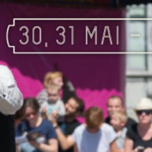 """24e """"Namur en Mai"""", du 30 Mai au 01 Juin"""