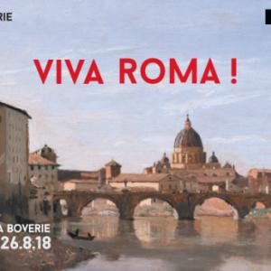 """Finissage de l'Exposition """"Viva Roma"""", à Liège"""