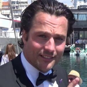"""Kevin Van Doorslaer, a Cannes  (c) """"Star Words TV"""""""