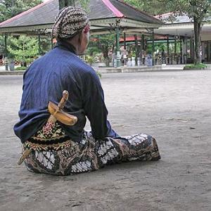 "Un ""Kriss"", a Yogyakarta (c) ""Mackoo"""