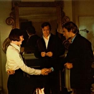 """""""Une Anglaise romantique"""", avec G. Jackson, M. Caine et H. Berger"""