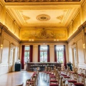 """Salle de Reception (c) """"Brasserie François"""""""