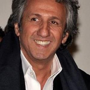 Le President du Jury de la Competition internationale, Richard Anconina