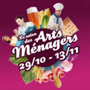 """63ème """"Salon des Arts ménagers"""", à Charleroi, jusqu'au 13 novembre"""