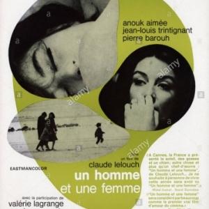 """""""Un Homme et une Femme"""" (1966)"""