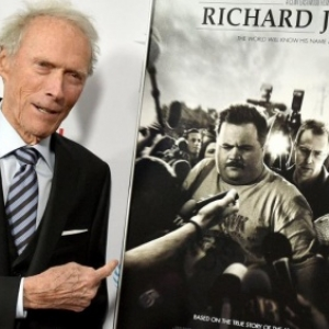 "Clint Eastwood et l'affiche de son dernier film : ""Richard Jewell"""