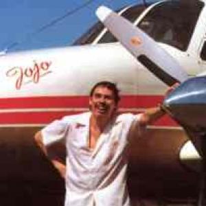 "Jacques Brel et son Avion ""Jojo"""