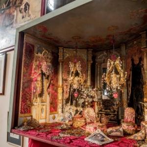 """""""Lunapar de luxe""""/Thierry Bosquet (c) Musee de la Ville de Bruxelles"""