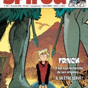 """(c) Brice Cossu & Olivier Boquet/""""Dupuis"""""""