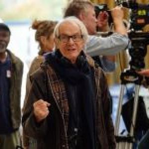 """Ken Loach, sur le tournage de """"Sorry we Missed You"""" (c) D.R."""