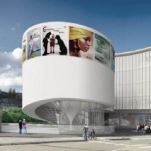 "La future ""Maison de la Culture"" (c) Province de Namur"