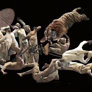 """Un ou plusieurs Tigres"" (c) Ho-Tzu-Nyen"