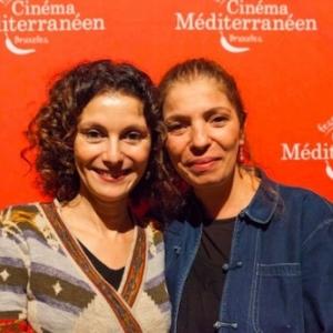 "Avec son actrice, Nadia Kaci, a Bruxelles, ""Rayhana"" laureate du ""Festival du Cinema Mediterraneen"""