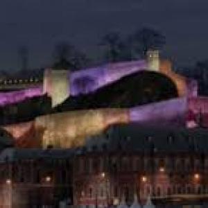 Le nouvel Eclairage de la Citadelle