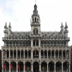 """""""Maison du Roi"""" (c) Musee de la Ville de Bruxelles"""