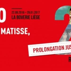 """""""21, Rue de la Boétie"""", à Liège, au """"Musée de la Boverie"""", jusqu'au 19 Février"""
