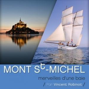 """""""Mont-St-Michel, Merveilles d'une Baie"""", avec """"Exploration du Monde"""""""