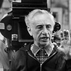 "Elia Kazan, sur un plateau de tournage, en 1977 (c) ""Getty""/""Ullstein bild Dtl."""