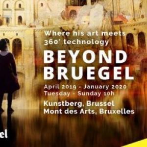 """""""Back to Bruegel, au Coeur du XVIè Siècle"""", à la """"Porte de Hal"""""""