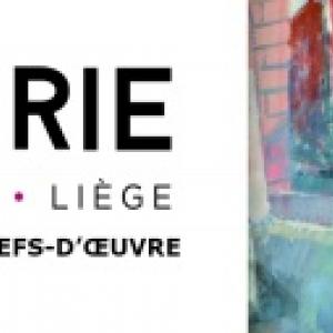 """Exposition """"Liège. Chefs d'Oeuvre, jusqu'au 18 août, au """"Musée de La Boverie"""""""