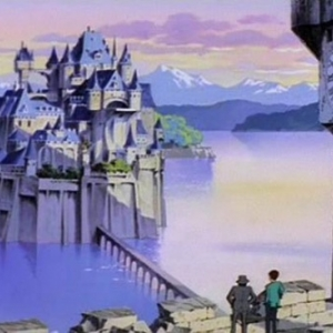 """Le Chateau de Cagliostro"" (Hayao Miyazaki) © ""Splendor Films"""