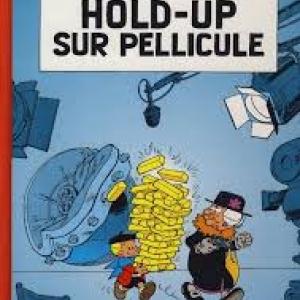 Le 1er Benoit Brisefer dessine par Pascal Garray