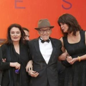 """A Cannes, l equipe du film """"Les plus belles Annees d une Vie"""" (c) """"Le Soir""""/2019"""