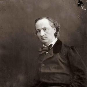 Charles Baudelaire/Nadar (c) Musee de la Ville de Bruxelles