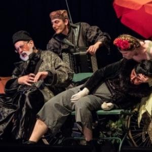 """""""Serenade"""", par la troupe """"Le Nouveau Theatre""""  (Bulle/Suisse)"""