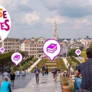 Dans le centre de la Capitale, une interessante initiative visant a democratiser la Culture (c) D.R.